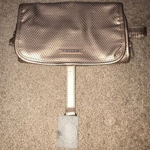 Jewellery Or Makeup Travel Bag With Hook